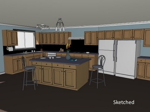 3d image styles architectural design software softplan for Softplan review